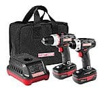 Craftsman C3 19.2 Volt Li-Ion Drill and Impact Driver Combo Kit $90 (or less) AFTER $17 SYWR pts