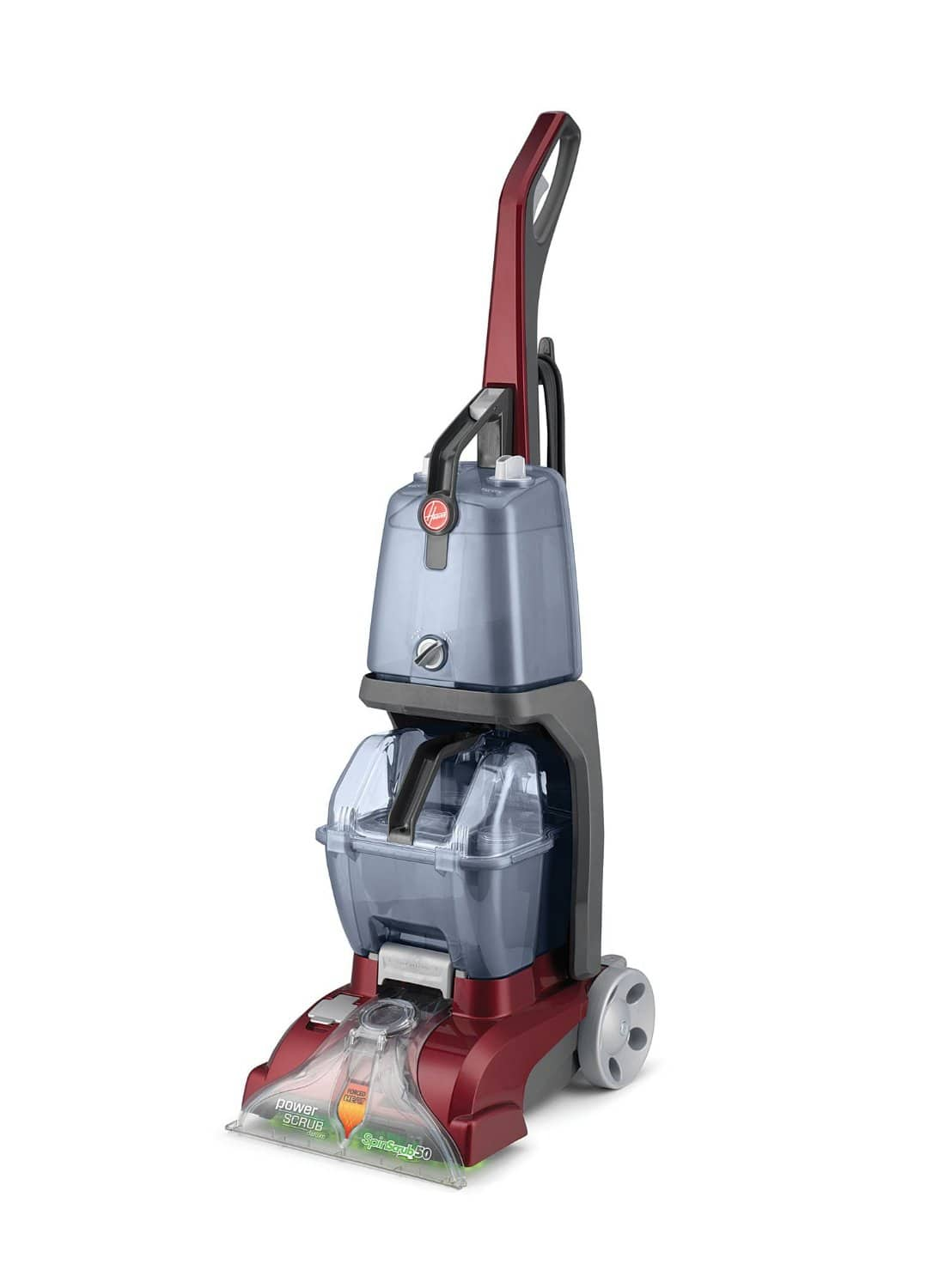 Hoover Power Scrub Deluxe Carpet Washer FH50150 [Power Scrub Deluxe] $118.99