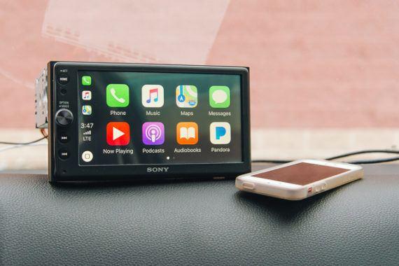Sony XAV-AX100 $270 from Best Buy with Free Installation