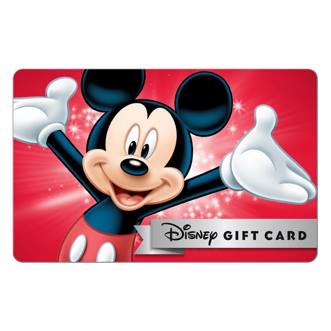 Disney gift cards now 6% off at BJs