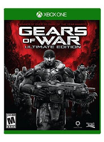 Gears of War: Ultimate Edition - Xbox One $15.98
