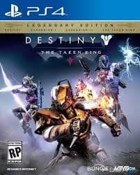 Destiny: The Taken King (ps4) 40% off. Uncharted 4 (ps4) 25%off. TMNT: Mutant in Manhattan & Ghostbusters 20% off (all platforms) Target Cartwheel