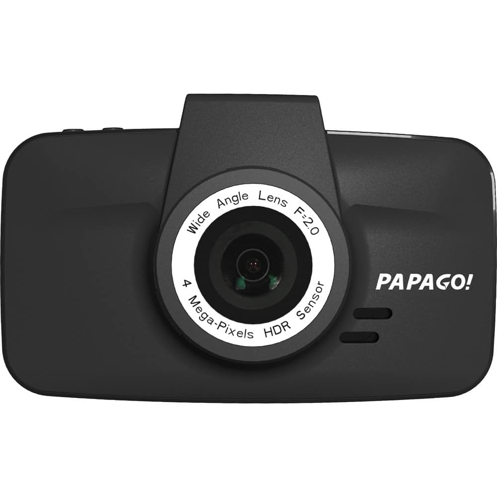 "PAPAGO GoSafe 520 Dash Cam Ultra HD 1296p, 3"" LCD, 146° Wide Angle Dash Camera Recorder – Black –  Original $159.99 down to $99.99 + Free Shipping"