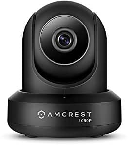 Amcrest ProHD 1080P WiFi Camera 2MP (1920TVL) Indoor Pan/Tilt Security Wireless IP Camera IP2M-841B $62.99