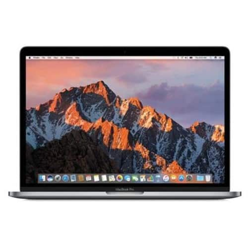 "Apple 13.3"" MacBook Pro with Touch Bar, Space Gray (Late 2016) MLH12LL/A $1299"