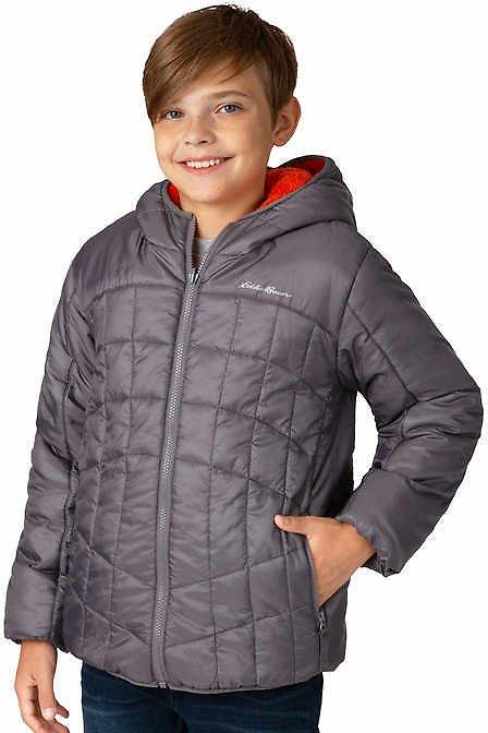Eddie Bauer Youth Reversible Jacket $17.99