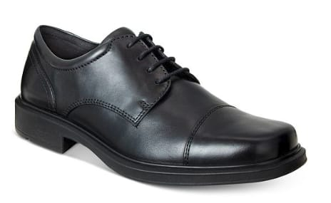 e8eef9403f295 Ecco Helsinki Men's Cap Toe Oxfords (Black, Select Sizes ...