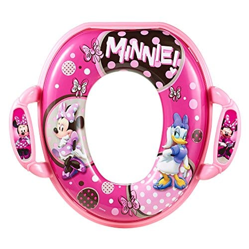 The First Years Minnie Soft Potty Seat at $7.25