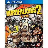 Amazon Deal: Borderlands 2 for PS vita $24.99