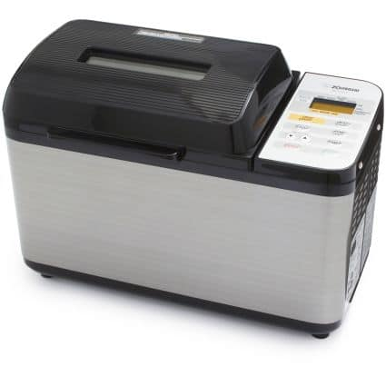 Zojirushi Virtuoso Bread Maker (20% off + free shipping = $239.99)