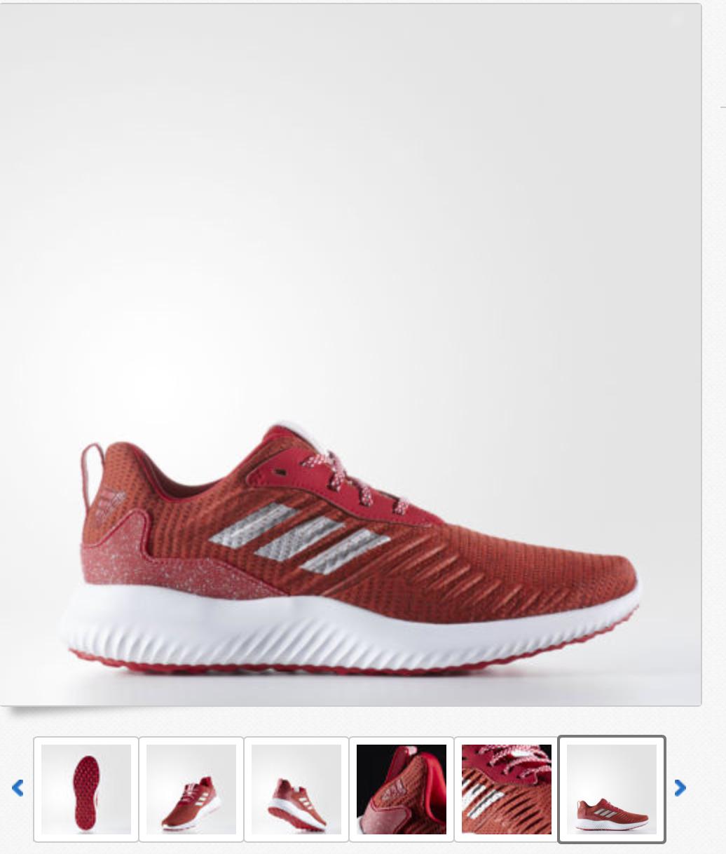 acheter pas cher 30408 c2f33 Adidas Alphabounce RC Shoes Men's $31.46 (Pre-tax +Free ...