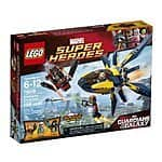 LEGO Superheroes 76019 Starblaster Showdown Building Set $12.59
