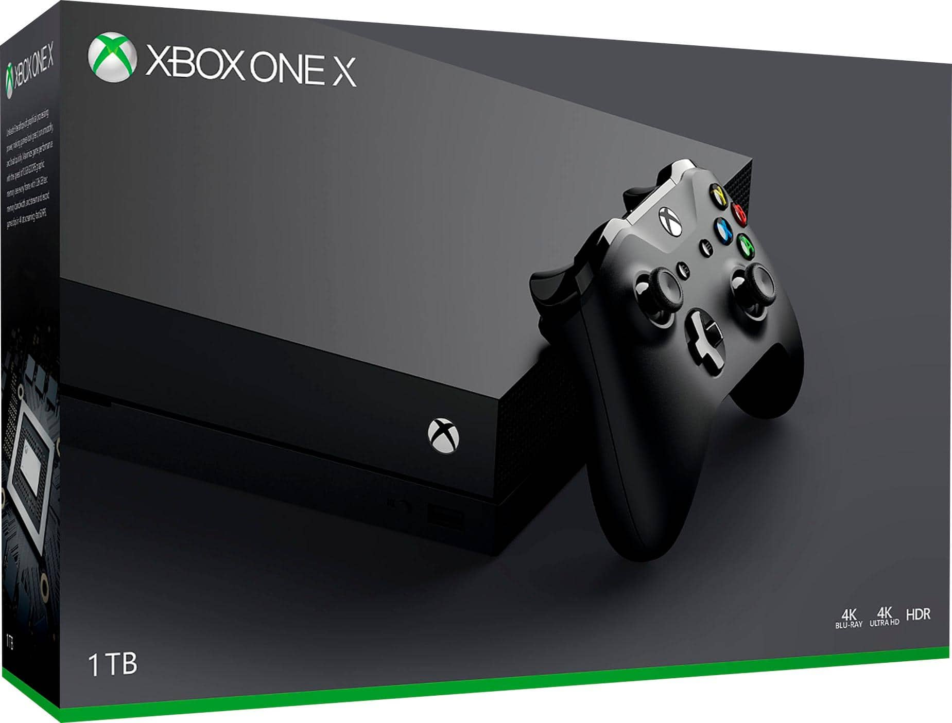 Starting on 2/20:$500 for Xbox one X + $50 gift card + Free