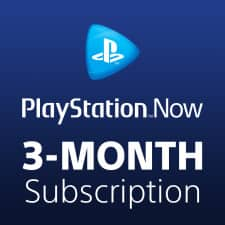 PS NOW 3 Month Subscription- $29.99