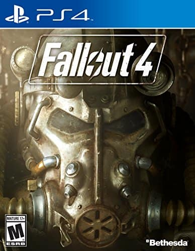 Fallout 4 (PS4- $23, Xbox One- $25)
