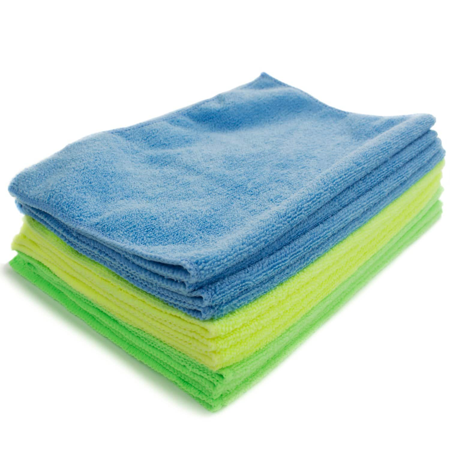 12-Pack Zwipes Microfiber Towel Cleaning Cloths