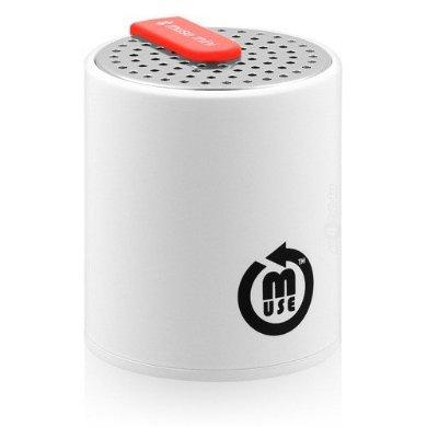 Muse Mini Portable Bluetooth Speaker (New - Non Retail) $9 + FS