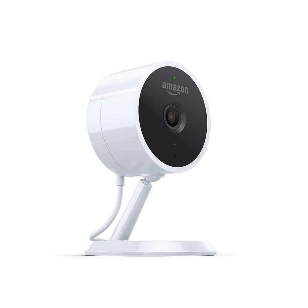 Amazon Cloud Cam Security Camera, Works with Alexa $99.97