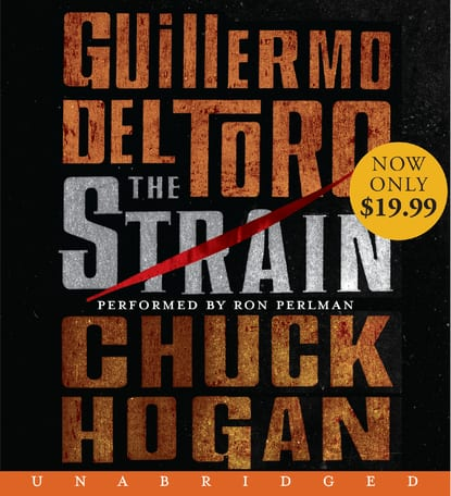 The Strain by Guillermo Del Toro Audible Audiobook $3