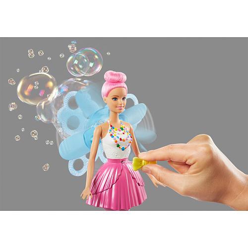 Barbie - Mattel Barbie Bubbletastic Fairy Doll $5 @Walmart B&M YMMV