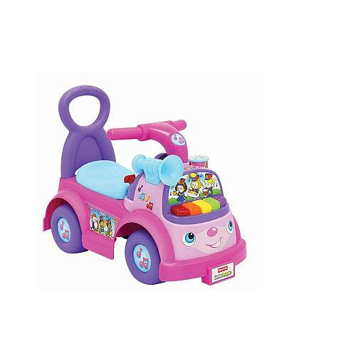 Kohl's: Fisher-Price Little People Music Parade Ride-On - $21.24