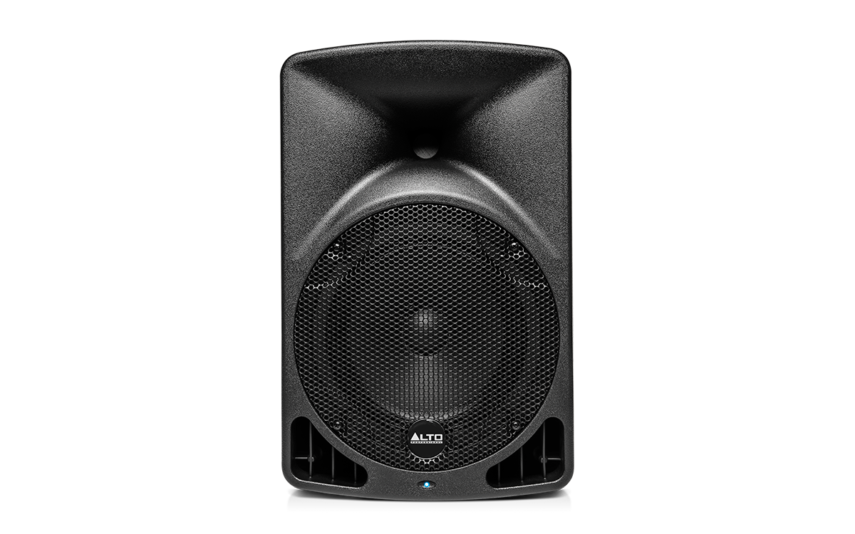 "8"" active 280W PA speaker $80 + tax"