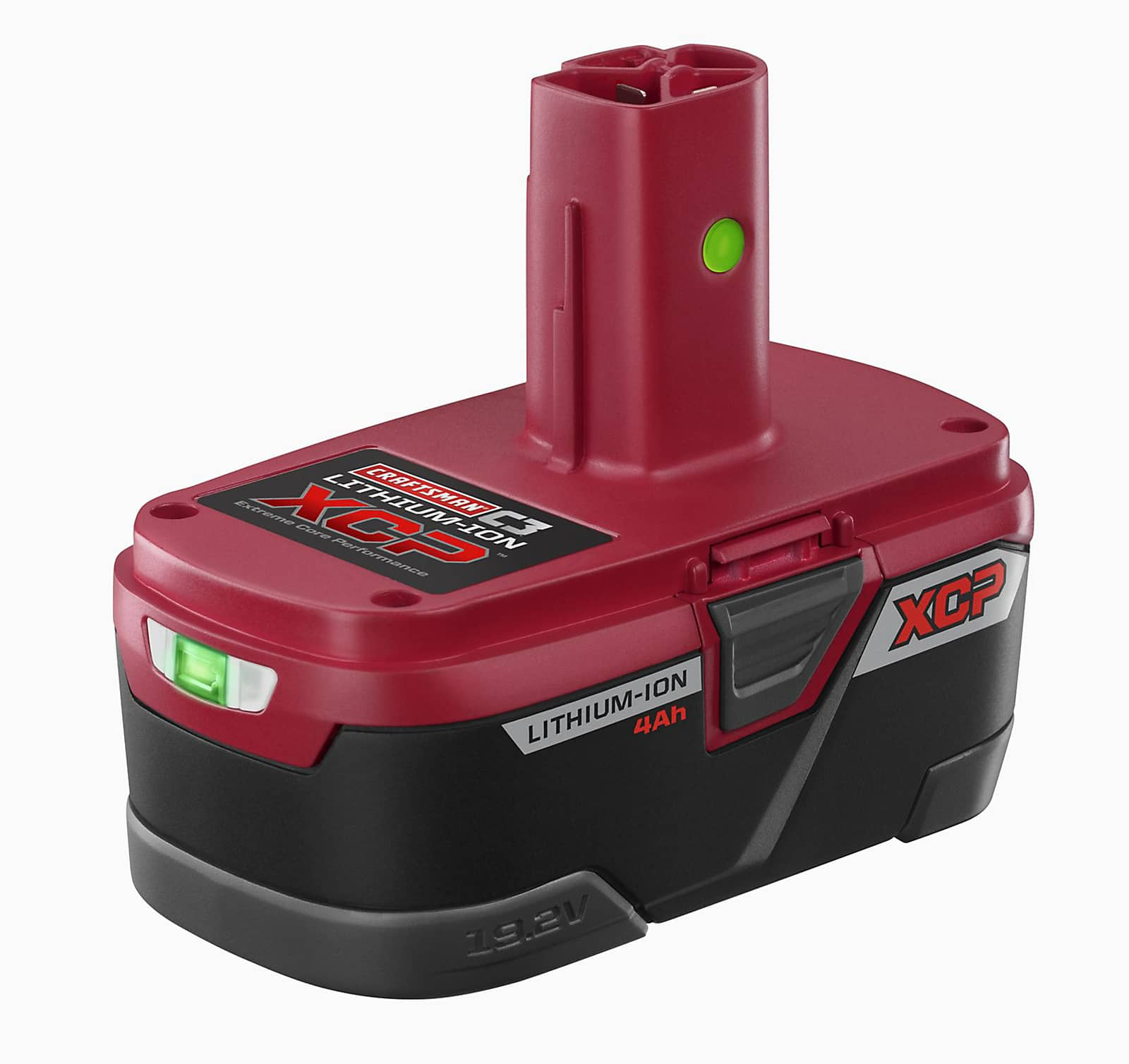Sears Craftsman C3 19.2-Volt XCP High Capacity Lithium-Ion Battery Pack $90 $55 back in SYW points. FREE shipping. FREE store pick-up. Points do not roll.  Price has been better bu