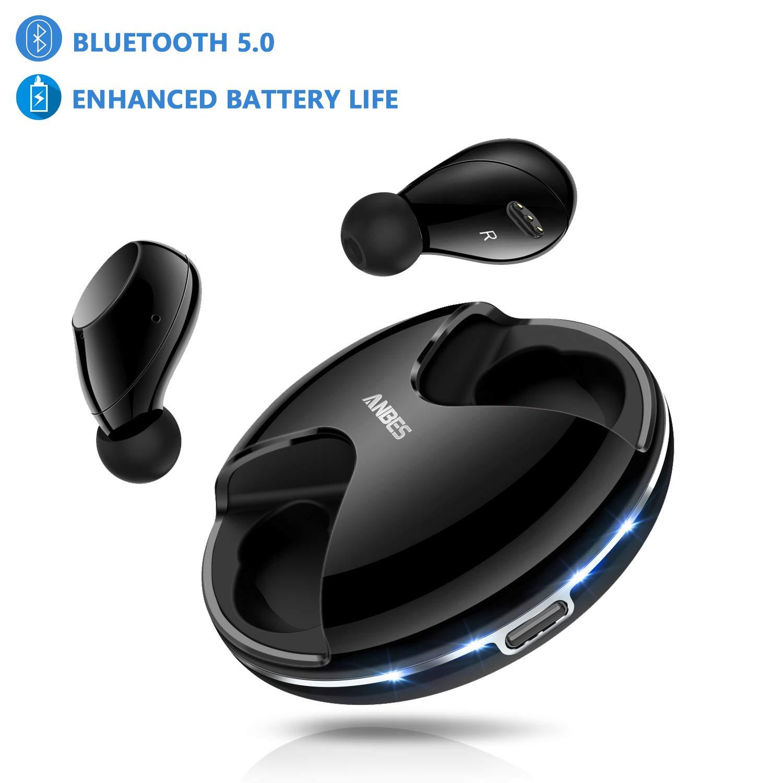 066463f7238 Wireless Earbuds, Anbes 359 Bluetooth 5.0 earphone, $22.19 at Amazon, A  grade on fakespot - Slickdeals.net