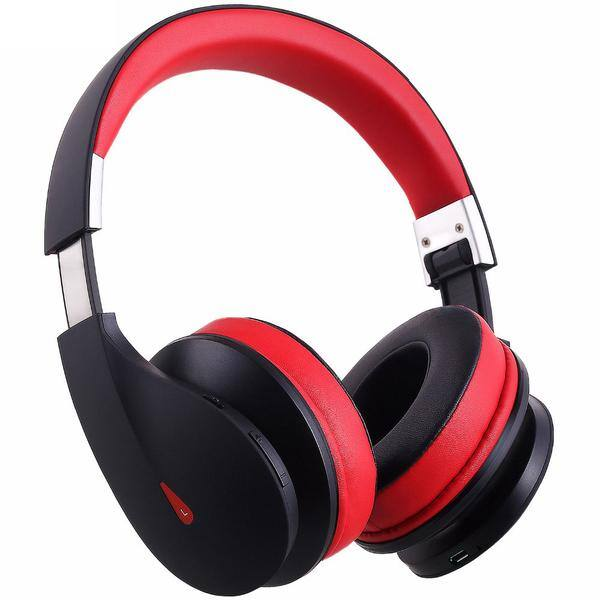 AUSDOM wireless bluetooth over-ear headphones $11.19 free shipping
