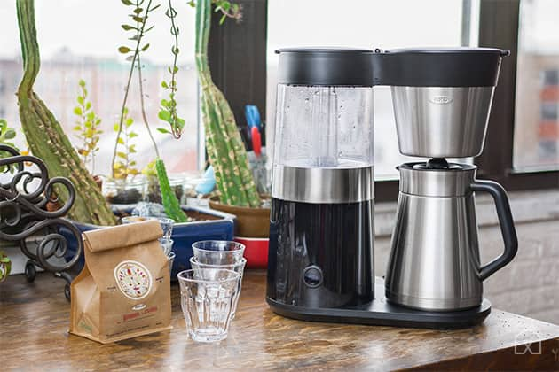 OXO On Barista Brain 9-Cup Coffee Maker, $150@Amazon or $120 at BBB with email signup (lowest price ever)