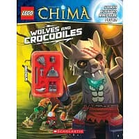 Amazon Deal: LEGO Legends of Chima Activity books for $3.23 and $3.68 respectively on Amazon