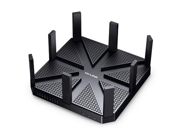 TP-Link AC5200 Archer Tri-Band MU-MIMO Router - $180
