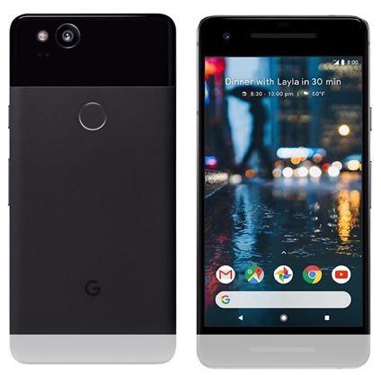 Google Pixel 2  Verizon and GSM Unlocked (Certified Refurbished) - 64 gb $529.99