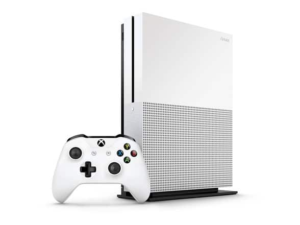 Xbox One S 1TB Console (Certified Refurbished), White$179.99