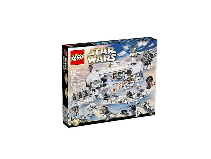 Lego Assault on Hoth Set $174.99 + free shipping and nutcracker