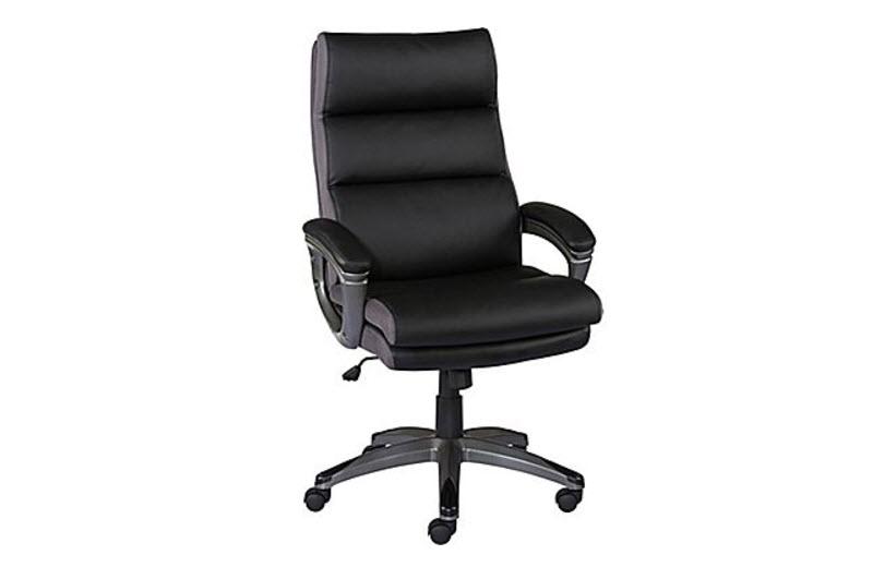 Staples Rockvale Luxura Office Chair, Black on SALE