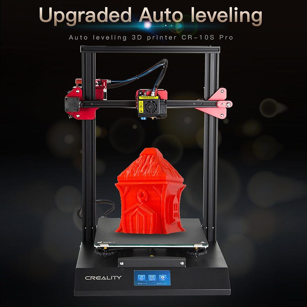 Creality CR-10S Pro 3D Printer $479.99 (+ tax, free shipping)