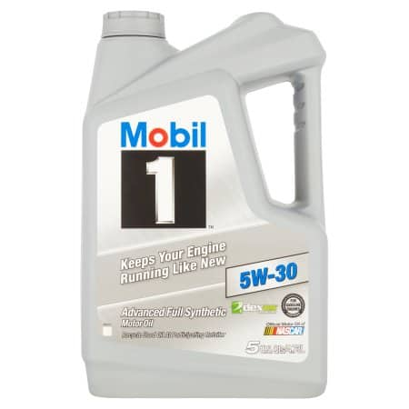 Mobil 1 Full Synthetic 5 Quarts for $6.99 YMMV