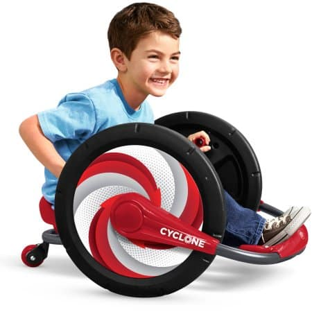 Radio Flyer Cyclone 640 - $37.39 + Free Store Pick-Up @ Walmart