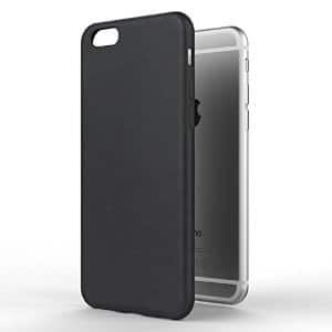 iPhone 6/6S Kans Anti-Scratch Case in (Black Leather / Galaxy / Glitter / Wooden) Styles - $1.99 AC + FSSS