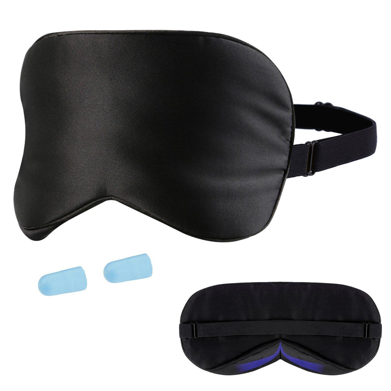 Andake Sleep Mask and Inflatable Pillow - $5.99/Each AC + FSSS