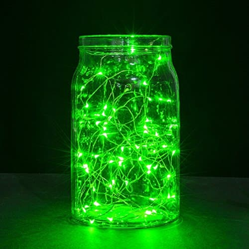 Oak Leaf 2 Sets of 30 Micro LED Wire String Lights - $5.99 + Free Shipping @ Amazon
