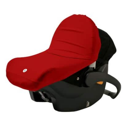 Imagine Baby Car Seat Canopy Shade - Red $4