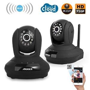 Annke Home Security 1280 x 720P HD CCTV Wireless Network IP Camera $100 + FSSS