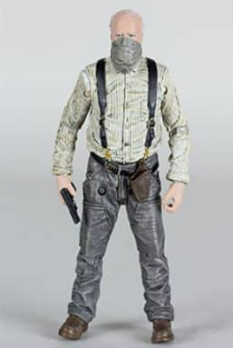 The Walking Dead T.V. Series Figures: Herschel, Rick, & More - Starting At $6.50 + FSSS