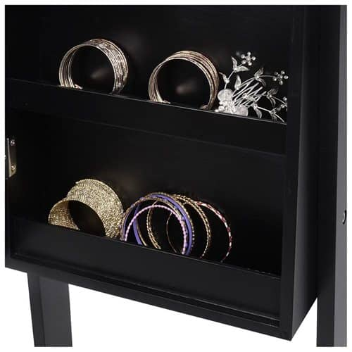 """60"""" Mirror Jewelry Cabinet $65 + Free Shipping"""