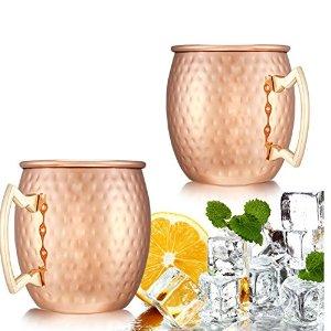 Moscow Mule Mug (Set of 4) $19 + FSSS