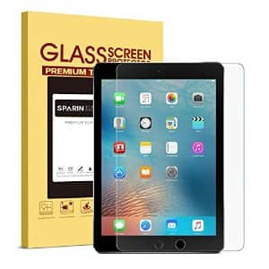 iPad Mini 4 Tempered Glass Screen Protector $3.89 + FSSS