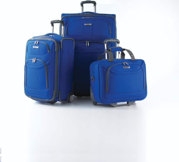 Macy's: Up to $65% Off Luggage Closeouts