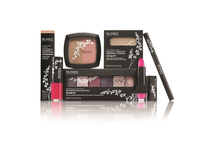 CVS: Spend $10 on Any Nuance Salma Hayek Cosmetics, Get $7 Extrabucks at Checkout